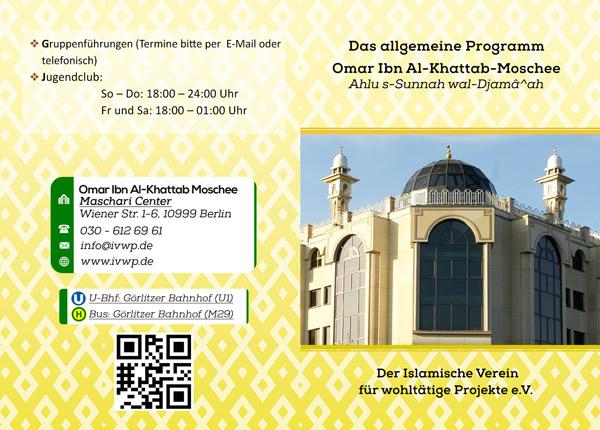 Omar Moschee programm