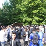 Fastenbrechenfest - Omar Moschee Berlin 2016